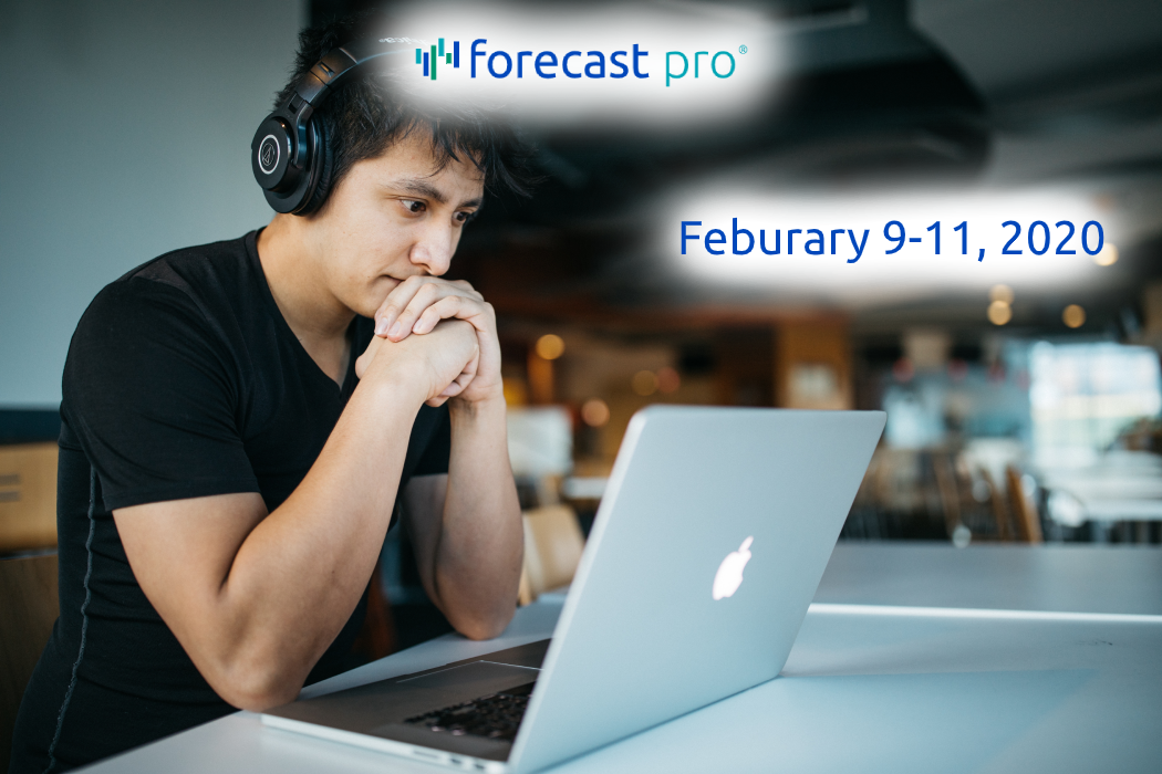 Forecast Pro February 2021 Workshop