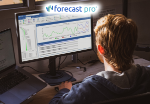 Exponential Smoothing Model in Forecast Pro