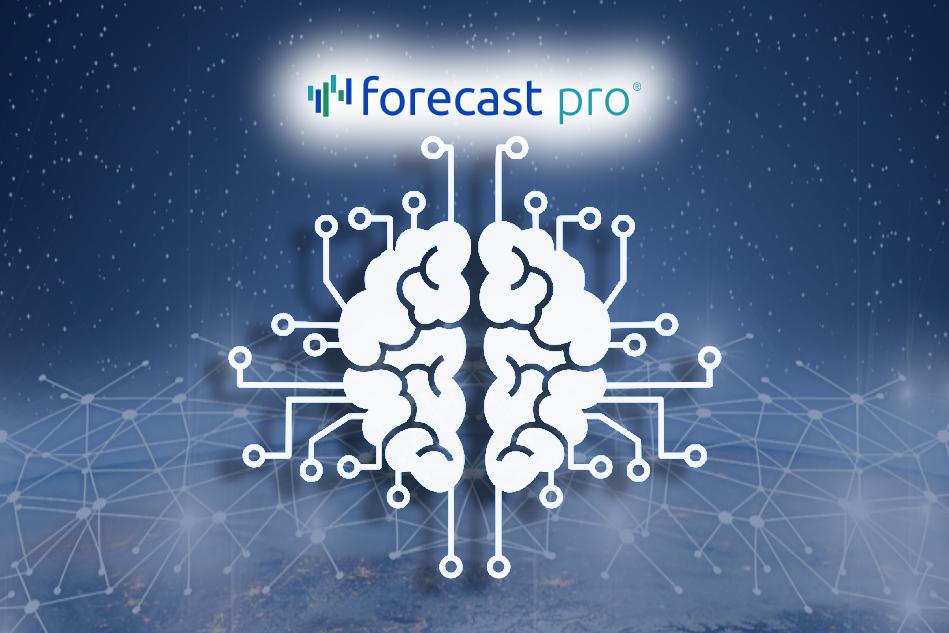 Forecast Pro Machine Learning Webinar Image