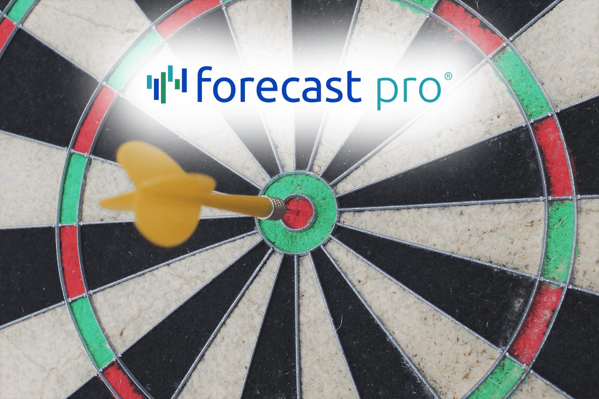 Forecast Pro Seminario Web Gratuito: Precisión de Seguimiento