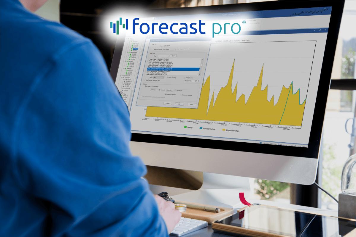 Forecast Pro October 2021 Webinar Forecasting New Products